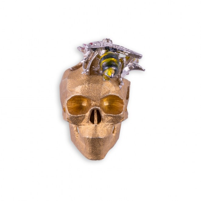 The Queen Bee Skull 1a6